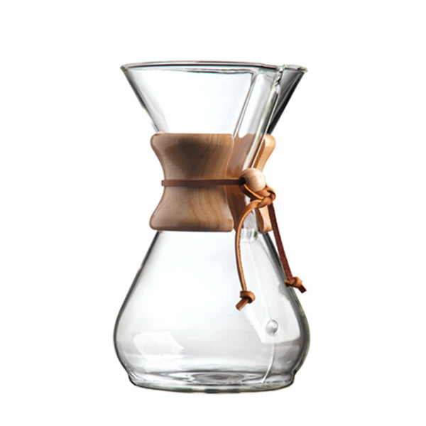 Chemex - Classic Series Wood Collar 8 Cups (CM-8A)