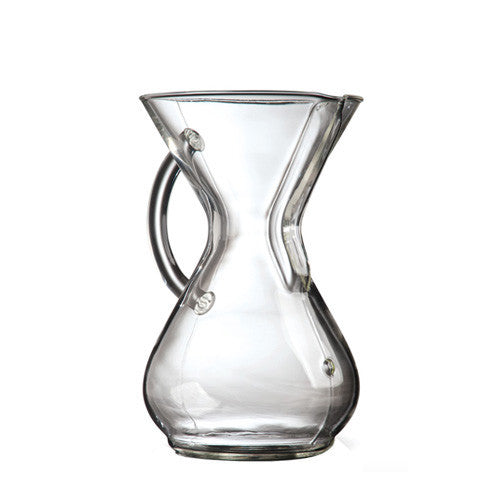 Chemex - Glass Handle 6 Cups (CM-6GH)