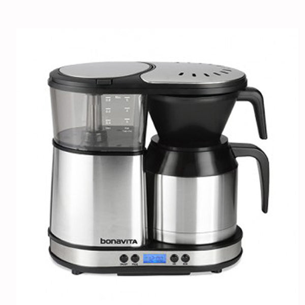 Bonavita - Digital Coffee Brewer with Thermal Carafe 5 Cup (BV1500TD-CEV)