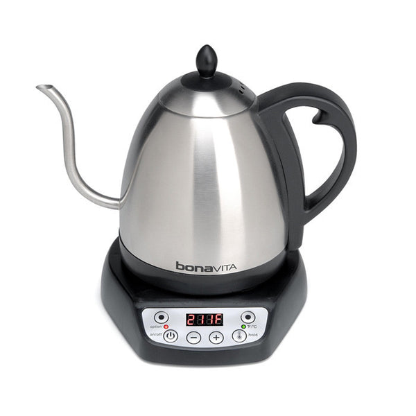 Bonavita - Digital Variable Temperature Gooseneck Kettle Electric 1.0L (BV382510V)