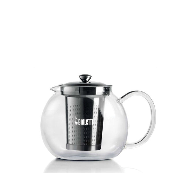 Bialetti - Glass Tea Pot Teiera (4 Cups)