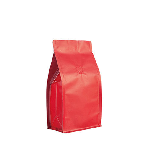 Coffee Bag 250G Box Pouch (Red)
