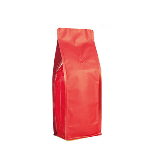 Coffee Bag 500G Box Pouch (Red)
