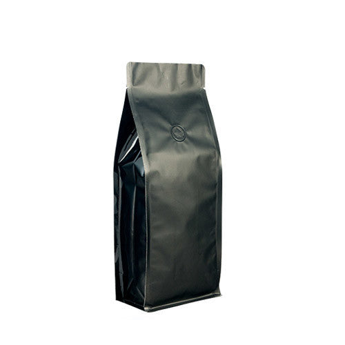 Coffee Bag 500G Box Pouch (Black)