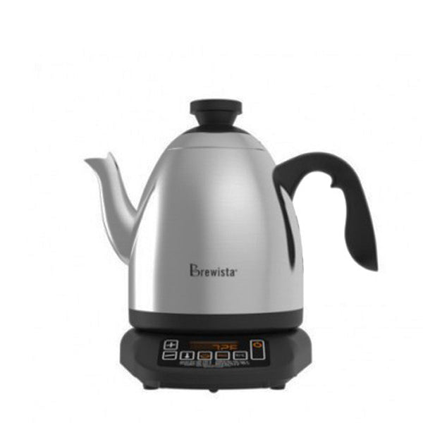 Brewista - Stout Pour Variable Temperature Kettle 1.2L (BSS12VTK)