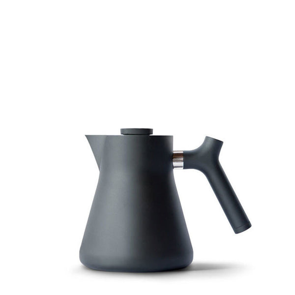 Fellow - Raven Stovetop Kettle + Tea Steeper (Black)