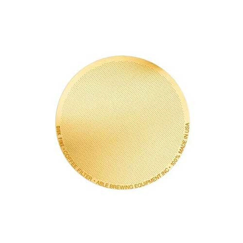 Able Disk Coffee Filter Fine (Gold)