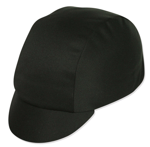 VaporTech Black Cycling Cap