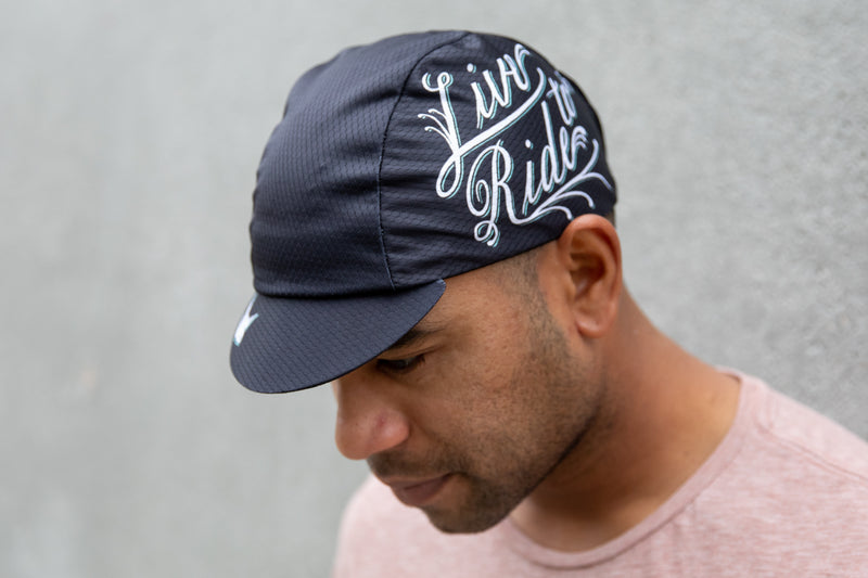 Live2Ride IV Hex-Tek Cycling Cap