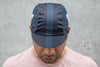 Pace Blue Streak Hex-Tek Cycling Cap