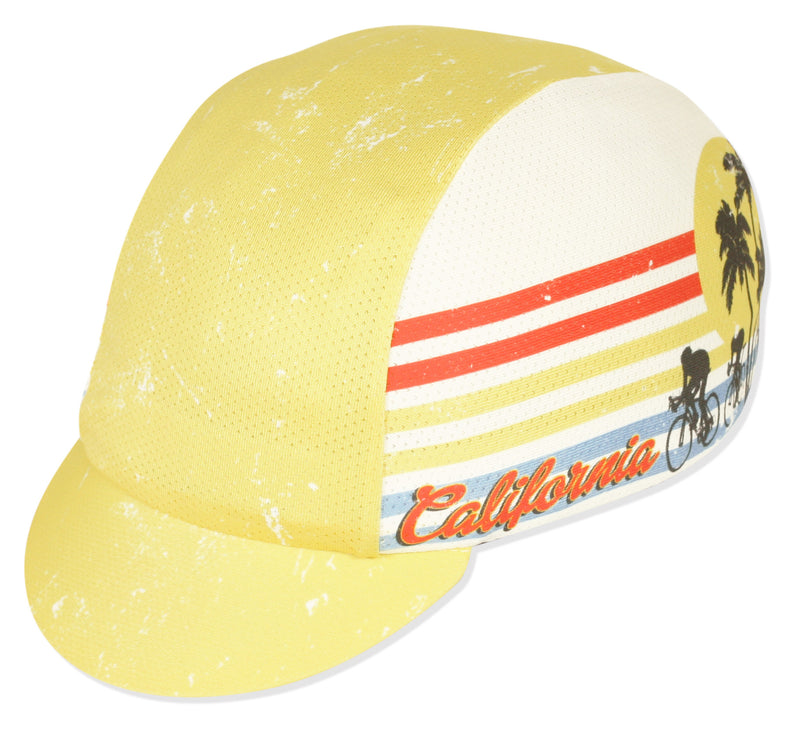 California Dreamin' CoolMax Cycling Cap