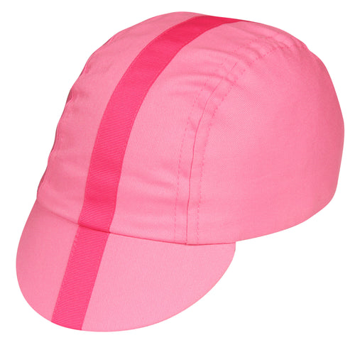Classic Cycling Cap - Pink/Pink