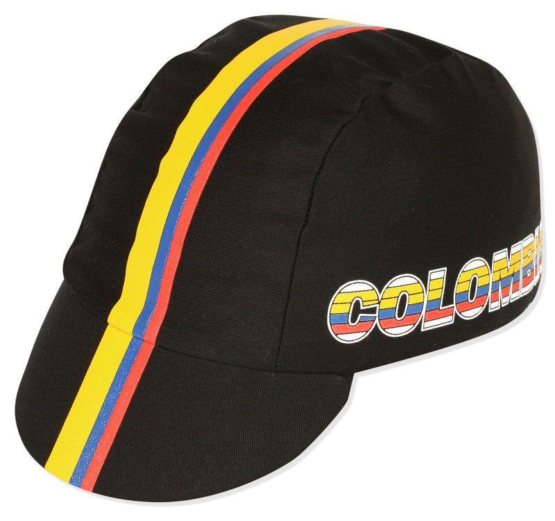Colombia Cycling Cap