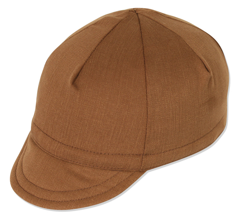 Euro Soft Bill Cycling Cap - Mini Nutmeg