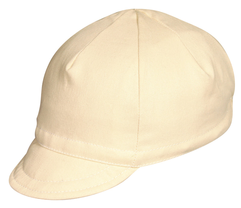 Euro Soft Bill Cycling Cap - Mini Vanilla