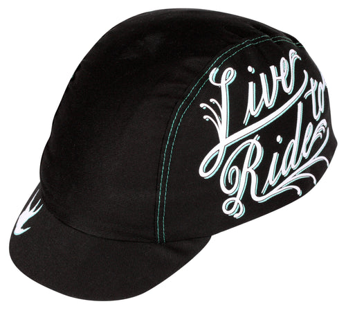 Live2Ride IV Cycling Cap