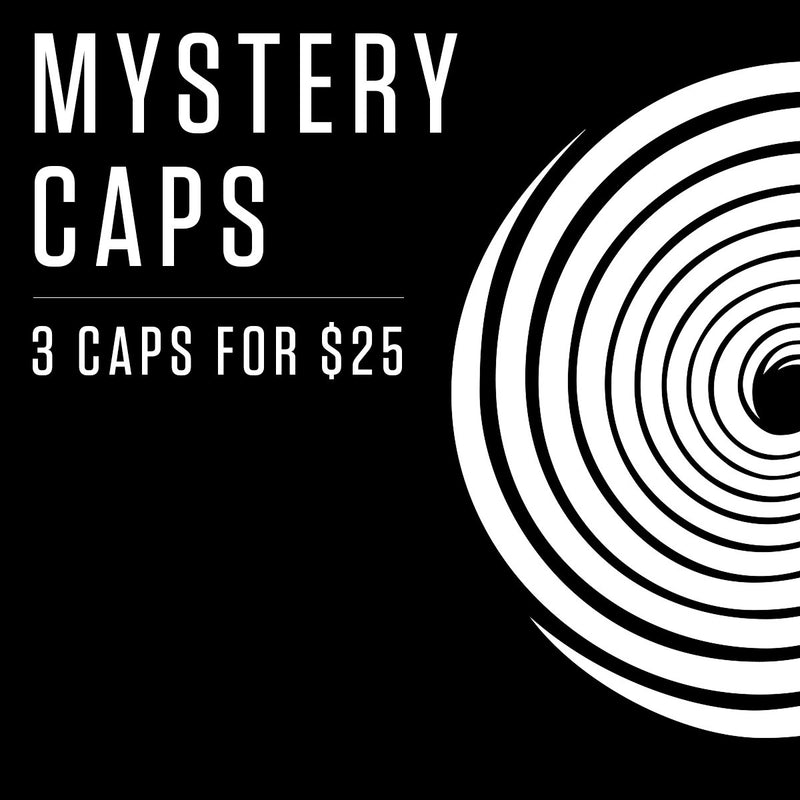Mystery Cap Bundle