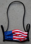 Pace Facemask with Pouch US Flag