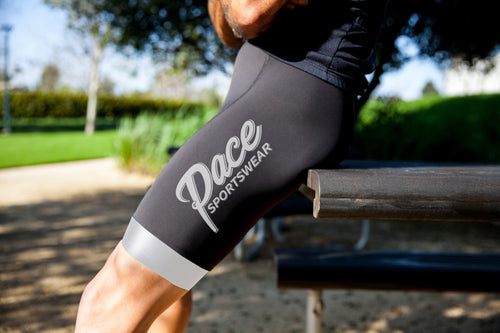 Podium Bib Short - Custom Leg Band & Side Panels