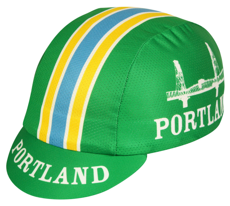 Portland CoolMax Cycling Cap