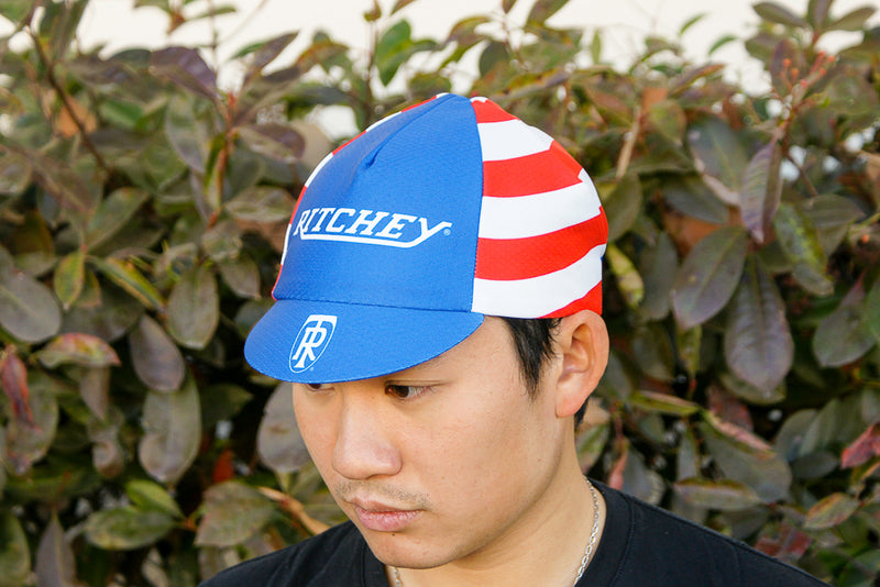 Ritchey Flag Hex-Tek Cycling Cap