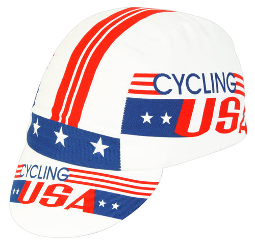 Cycling USA Cap