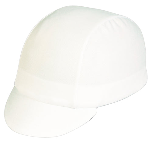 VaporTech White Cycling Cap