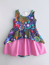 Hi Lo Dress Enchanted Forest