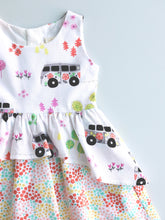 Hi Lo Dress Merry Caravan
