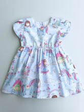 Colette Romper Dress Magical Carriage