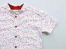 Luke Boys' Shirt Rainbow Confetti