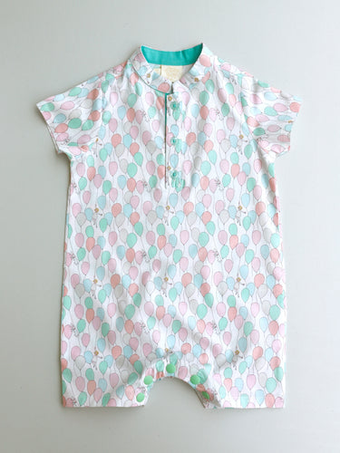 Noah Boys' Romper Dream Up
