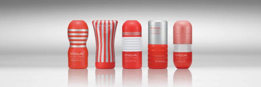 How to use the TENGA CUP