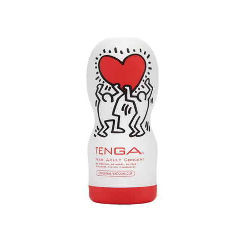 TENGA × Keith Haring Collaboration
