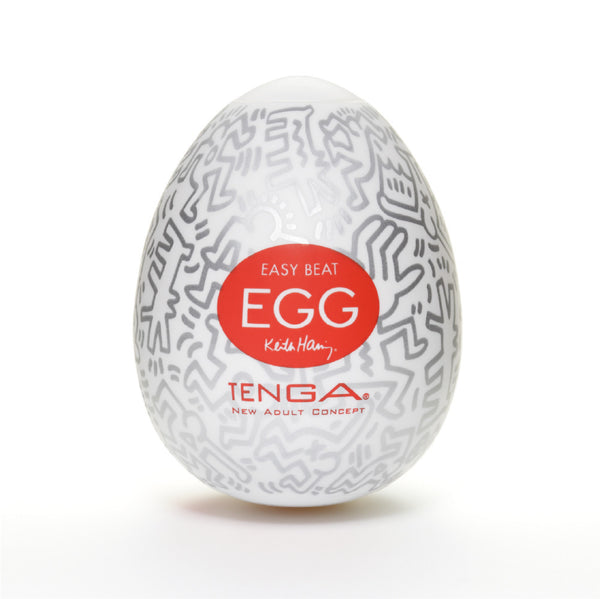 KEITH HARING × TENGA - EGG Party