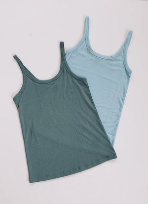 Blue Shadows Tank