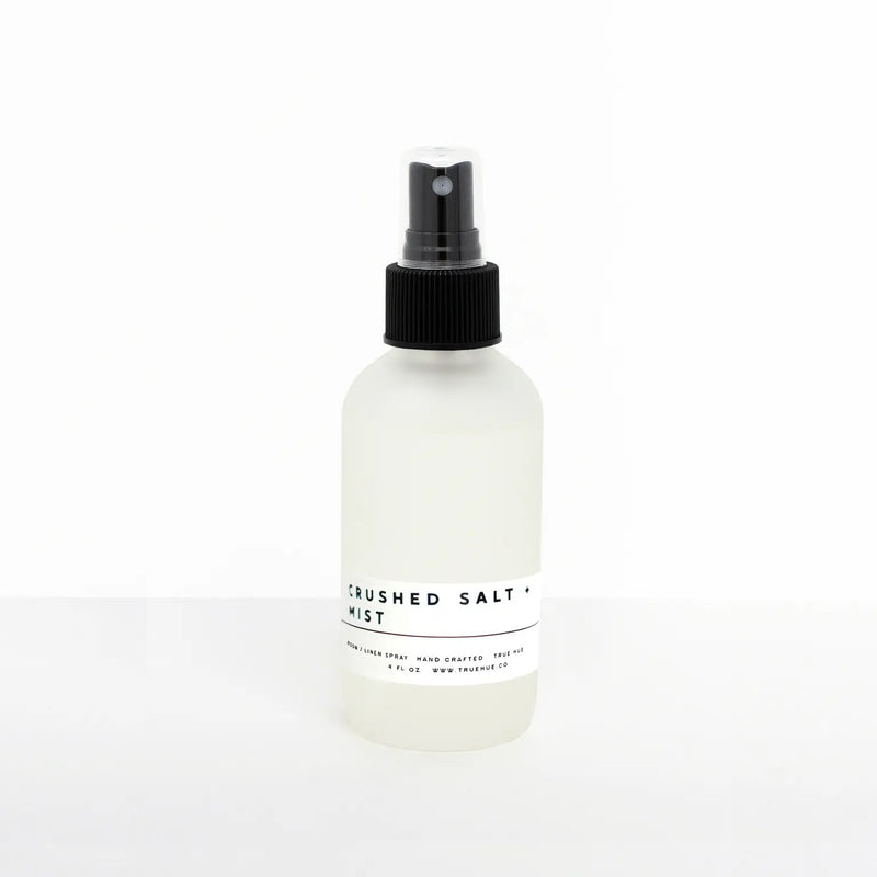 Crushed Salt + Mist Room / Linen Spray