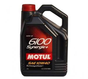 Motul 10W40 Motor Oil (5 Liters)