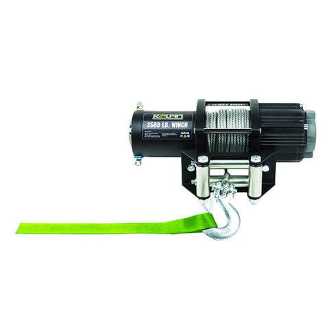 Kolpin 3500 Lb Synthetic Winch