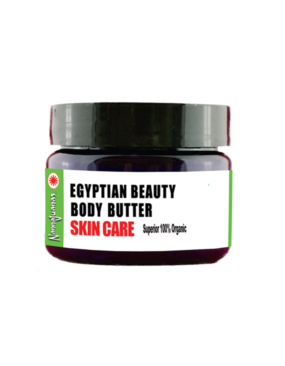 EGYPTIAN BEAUTY BODY BUTTER - NannaJuanas