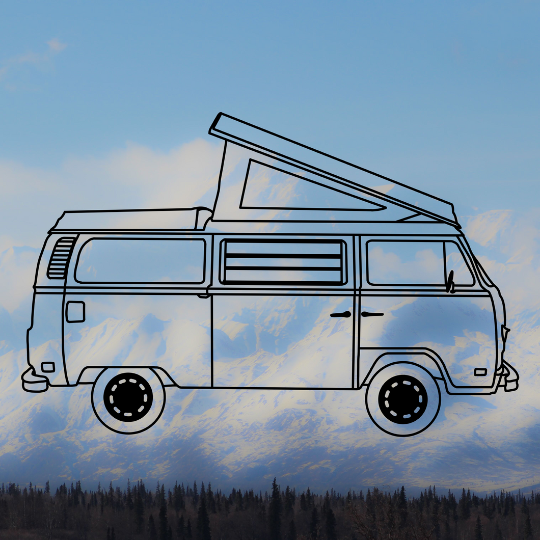 Westfalia Decal Sticker