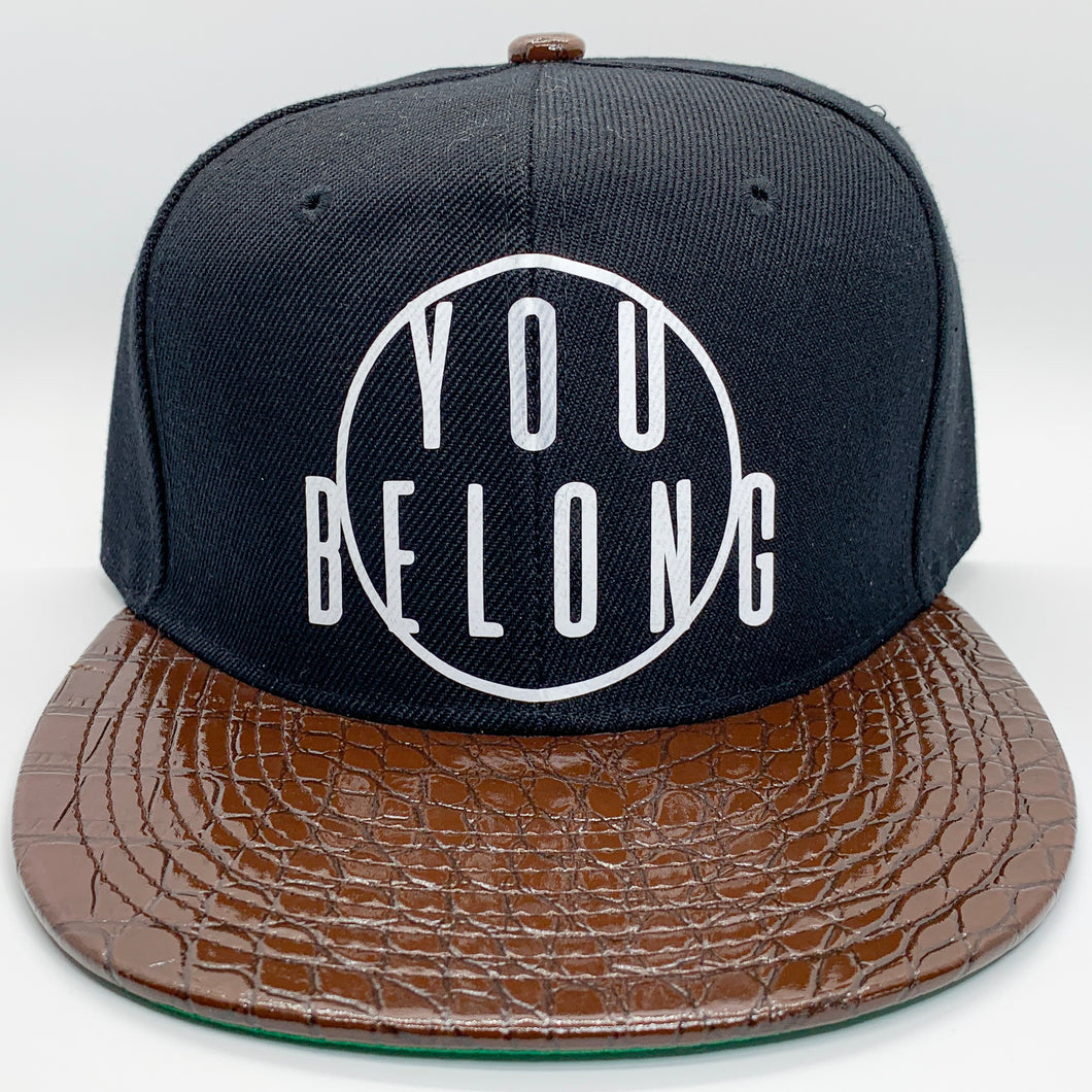 SALE - You Belong Snapback Hat