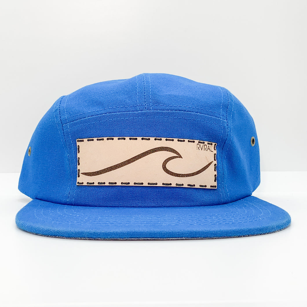 SALE - Wave 5 Panel Hat