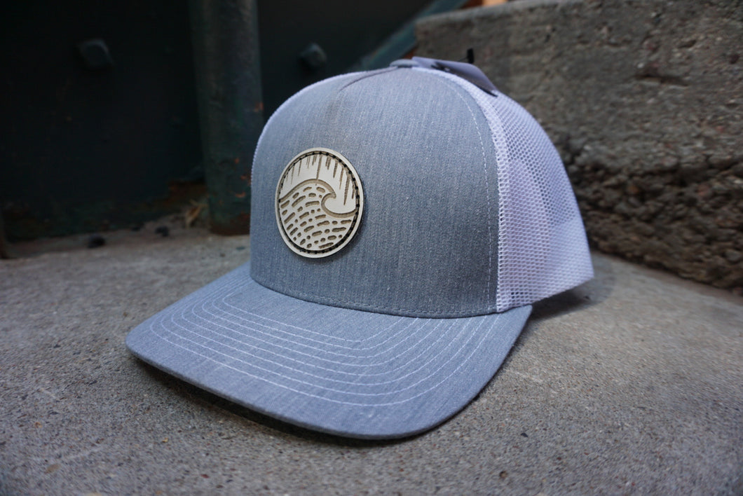 Adult Trucker Hat | Wave