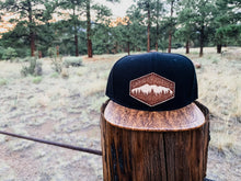Adult Snapback Hat | Mountains