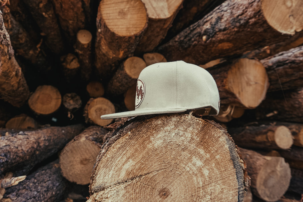 Trees Toddler/Adult SnapBack Hat