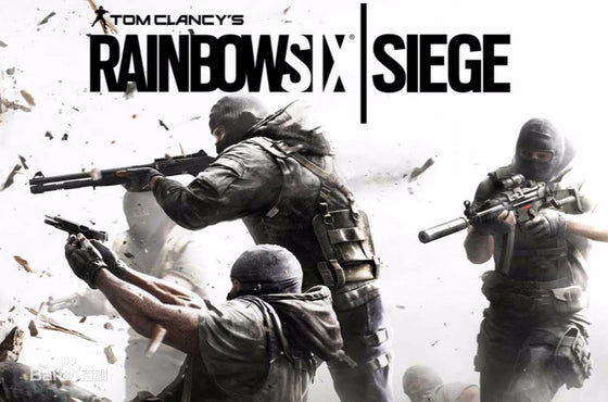 RAINBOW SIX SIEGE {Fast 0 hours)} (Standard Edition) (Steam Account) [Region Free]