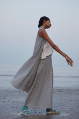 LUNA Top, IDA Pants, COLE Cape