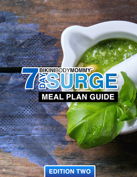 SURGE Meal Plan - Edition Two