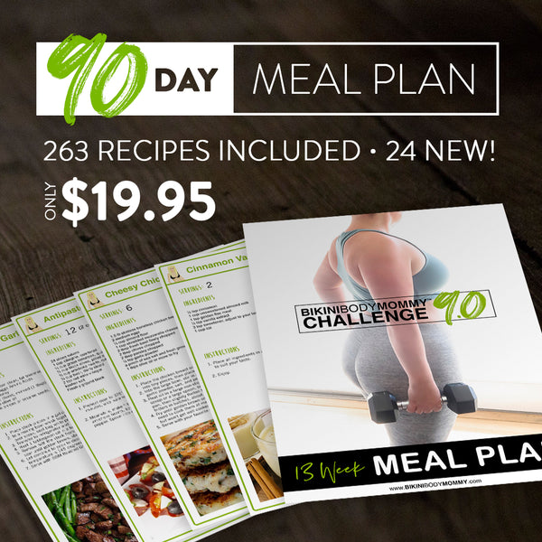 90 Day Meal Plan